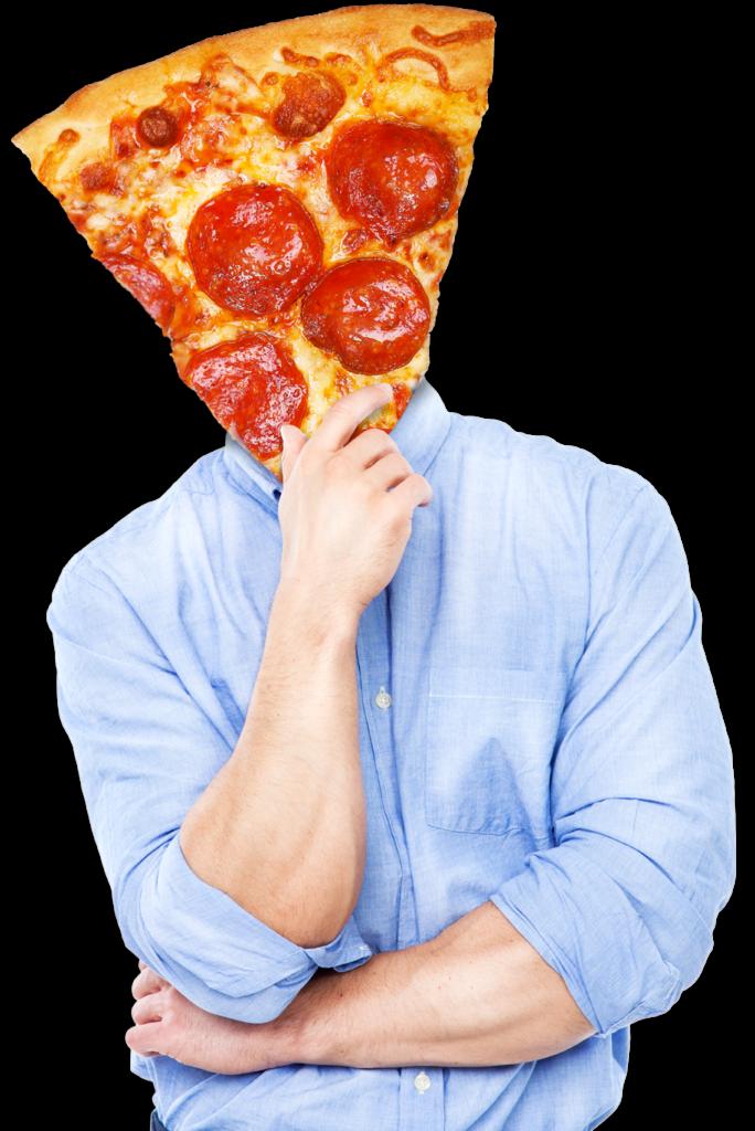 hombre pizza